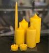 Bienenwachs Kerzen 100%