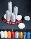 Struktur Kerzen Zylinder