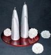 Struktur Kerzen Zuckerhut