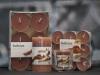 AROMATIC Duft Kerzen sandelholz