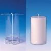 Kerzen Giessform Zylinder ø72