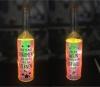 Wein Flasche mit LED Beleuchtung